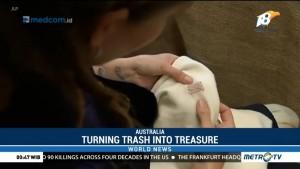 Repair Café Teaches Skills to Turn Trash into Treasure