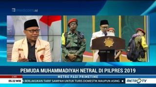 Pemuda Muhammadiyah Netral di Pilpres 2019