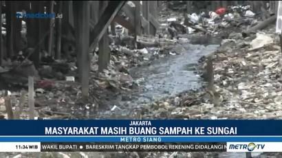 Kali Gendong, Kali Sampah
