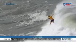 Stephanie Gilmore Catatkan Sejarah di Liga Surfing Dunia