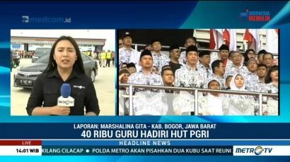 Jokowi Bagikan 3 Ribu Sertifikat Tanah di Kabupaten Bogor
