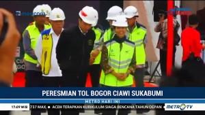 Tol Ciawi-Sukabumi Ditargetkan Rampung 2020