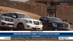 Menjajal Offroad di Gurun Sahara