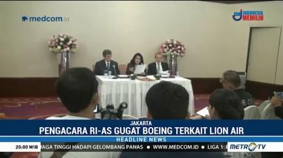 Pengacara RI dan AS Gugat Boeing