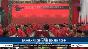 PDIP Gelar Rakornas