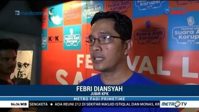 KPK Periksa Nico Siahaan Terkait Kasus Suap Bupati Cirebon