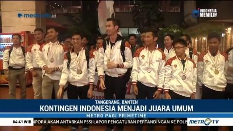 Worldskills Asia 2018, Indonesia Raih Enam Medali Emas