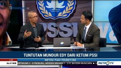 Tuntutan Mundur Edy Rahmayadi dari Ketua Umum PSSI