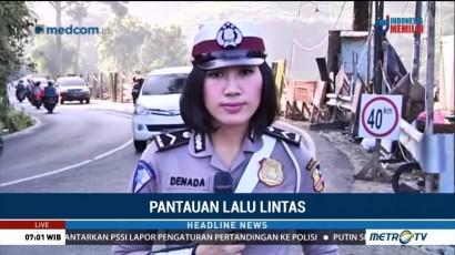 Kondisi Terkini di Jalur Retak Riung Gunung Bogor