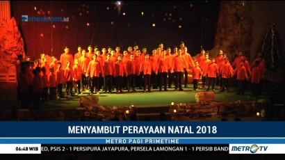 Sambut Natal, Panti Asuhan Vincentius Gelar Pentas Drama Musikal