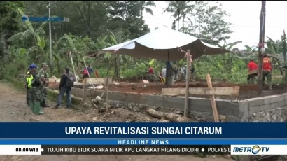Upaya Revitalisasi Sungai Citarum