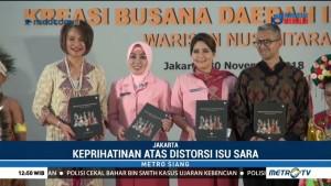 Peluncuran Buku Kreasi Busana Daerah Indonesia