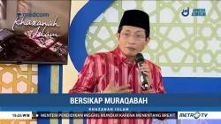 Bersikap Muraqabah (2)