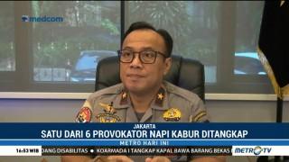 Provokator Kaburnya Napi Lapas Lambaro Aceh Ditangkap