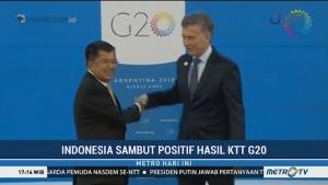Indonesia Sambut Positif Hasil KTT G20