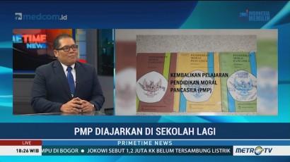 PMP Diajarkan di Sekolah Lagi (1)