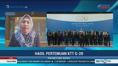 Hasil Pertemuan KTT G20