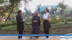 Taman Indonesia Kaya Dibalut Budaya Indonesia dengan Desain Modern