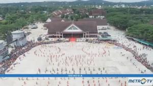 Festival Dahau Sentawar Meriahkan HUT ke-19 Kutai Barat