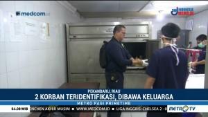 Sudah Delapan Jenazah Ditemukan di Perairan Bengkalis Riau