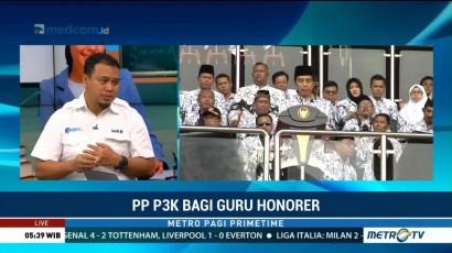 PP P3K Bagi Guru Honorer