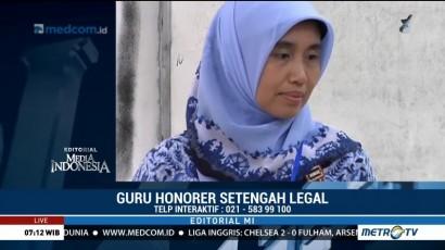 Guru Honorer Setengah Legal