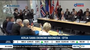 Mendag Rampungkan IE-CEPA, Akses Pasar Indonesia di Eropa Makin Luas