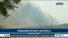 Kebakaran Lahan di Australia Meluas Ancam Pemukiman Warga
