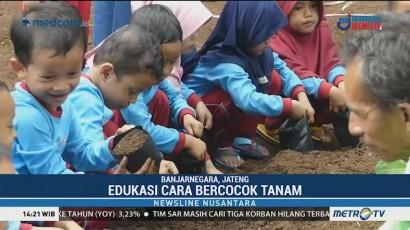 Serunya Edukasi ala Petani dan Peternak di Banjarnegara