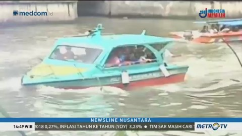 Cara tak Biasa Berkeliling Surabaya