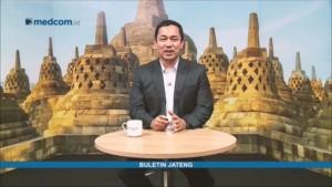Aksi Wali Kota Semarang Jadi Pembawa Berita