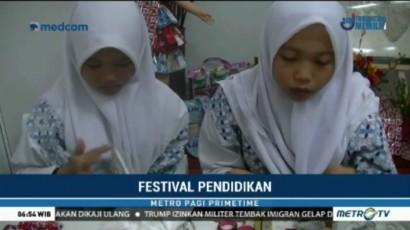 Picu Kreativitas Siswa dengan Festival