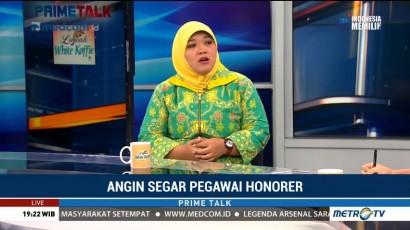 Forum Honorer K2 Minta Seleksi PPPK Adil