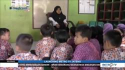 Pengabdian Guru Difabel untuk Anak Bangsa