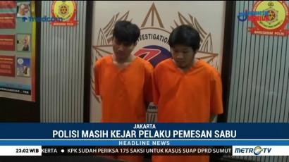 Polisi Tangkap Dua Pengedar dan Sita 38,5 Kg Sabu