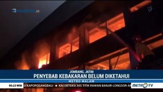 Universitas Darul Ulum Jombang Kebakaran