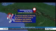 31 Orang Pekerja Jembatan di Papua Tewas Dibunuh KKSB