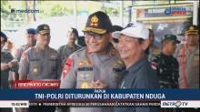 Prajurit TNI dan Polri Dikerahkan ke Nduga