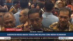 Jokowi Perintahkan Kapolri dan Panglima TNI Selidiki Penembakan di Nduga