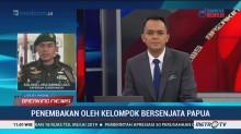 TNI-Polri Utamakan Evakuasi Korban Penembakan di Nduga