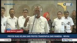 Konferensi Pers Kementerian PUPR Terkait Penembakan Puluhan Pekerja di Nduga