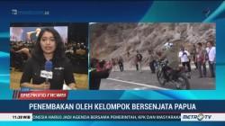 Jokowi Pernah Tinjau Lokasi Proyek di Nduga
