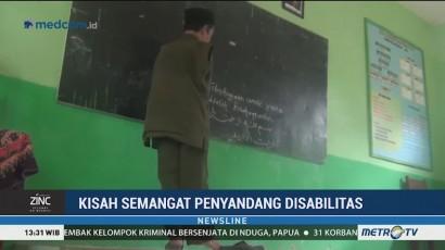 Kisah Inspiratif Penyandang Disabilitas di Bidang Pendidikan