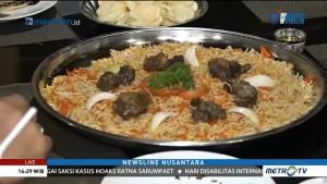 Kuliner Timur Tengah Menggugah Selera
