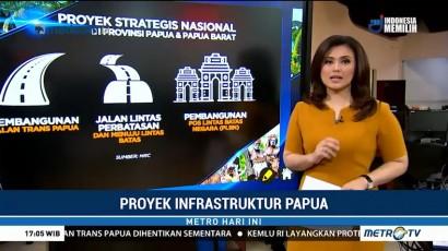 Daftar Proyek Strategis Nasional di Provinsi Papua dan Papua Barat