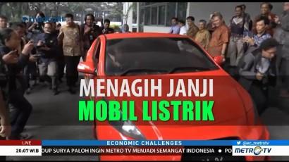 Menagih Janji Mobil Listrik (1)