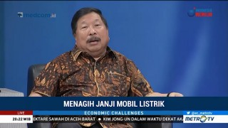 Menagih Janji Mobil Listrik (2)