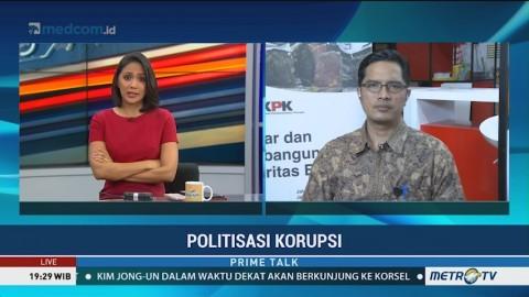 Korupsi Masih Jadi PR Bersama