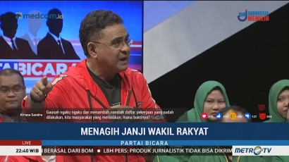 Menagih Janji Wakil Rakyat (3)