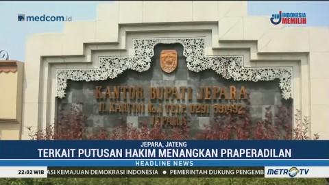 KPK Geledah Kantor Bupati Jepara